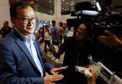 Kamboçyalı muhalif lider Rainsy Malezyada
