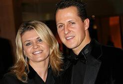 Schumacherin eşi Corinna ilk kez konuştu