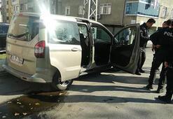 TEMde hareketli dakikalar Polis aracını çalıp kaçtı