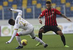 Gençlerbirliği-İstikbal Mobilya Kayserispor: 2-1