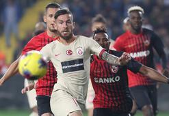 Gaziantep - Galatasaray: 0-2