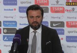 """Bülent Uygun: """"Milli maç arasını değerlendirip daha ileriye gideceğiz"""""""