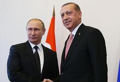 Son dakika | Cumhurbaşkanı Erdoğan Putinle görüştü