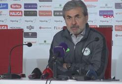 """Aykut Kocaman: """"Sivasspor galibiyeti hak etti"""""""
