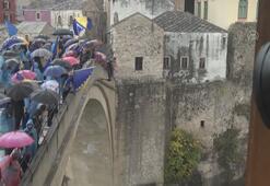 Mostar Köprüsünün yıkılışının 26. yılı