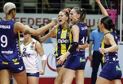 Fenerbahçe Opet - Beylikdüzü Voleybol İhtisas: 3-0