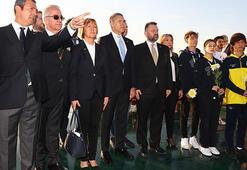 Fenerbahçeden Atatürke anma töreni
