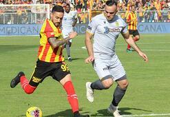 Göztepe - Yeni Malatyaspor: 1-1