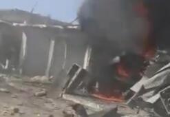 Tel Abyadda PKK/PYDli teröristlerce bombalı saldırı: 8 ölü, 30 yaralı