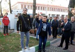 Çanakkalede 10 Kasım anma töreninde sirenler erken çaldı