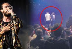 Konserde skandal Gazapizm seyirciye saldırdı