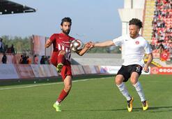 Cesar Grup Ümraniyespor: 0 - Hatayspor:  0