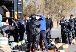 Siyanür zehirlenmesi sonucu ölen aile, Erzurumda toprağa verildi