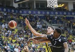 Derbide gülen taraf Fenerbahçe Beko: 84-80