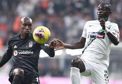 Beşiktaş - Denizlispor: 1-0