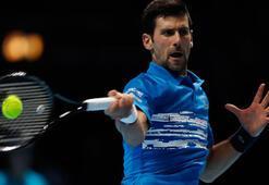 Djokovic, Berrettiniyi devirdi