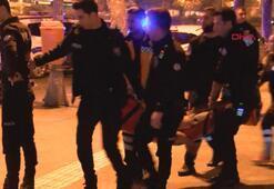 İstanbulda silahlı saldırı