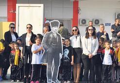 İskele'deki Atatürk Anıtı'nda anma töreni
