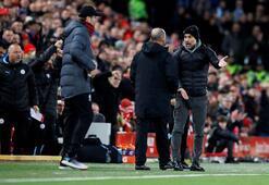 Pep Guardiola çıldırdı Liverpool maçında...