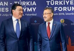 Türk-Kazak ticareti 10 milyar $ olsun