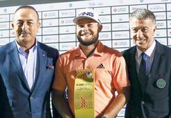 Antalya'da şampiyon Hatton