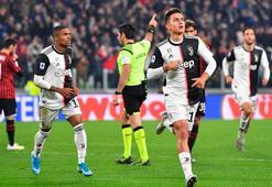 Juventus, Milanı tek golle geçti