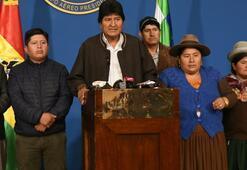 Evo Morales istifa gerekçesini açıkladı
