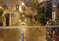 İstanbulda şüpheli ölüm