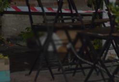 Karaköy'de cami yanında şüpheli erkek cesedi