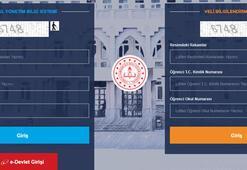 e-okul öğrenci girişi | E Okul VBS giriş ekranı