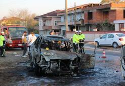 Zabıt katibi ve savcı eşinin yaralandığı kazada, kızları Zehra öldü