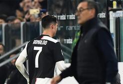 İtalyada gündem Cristiano Ronaldo