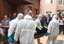 Ölü bulunan 4 kardeş son yolculuğuna uğurlandı