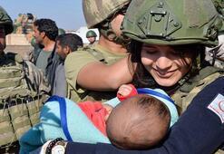 Resulaynın doğusunda insani yardımlar dağıtıldı