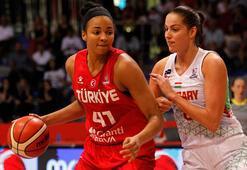 A Milli Kadın Basketbol Takımında Stokes kadrodan çıkartıldı