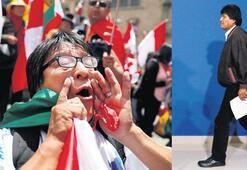 Bolivya'da neler oluyor