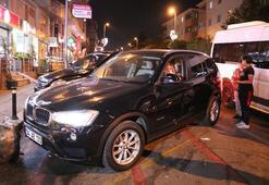 Kadın sürücülerin trafikteki kavgası karakolda bitti