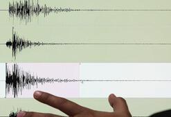Bir deprem de Akdenizde