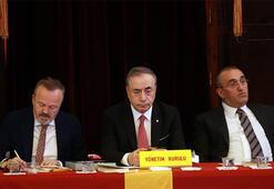 Galatasarayda divan kurulu toplantısı yarın