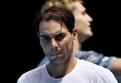 Federerin ardından Nadal da ATP Finallerine veda etti
