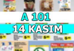 A 101 aktüel katalog yayınlandı - 14 Kasım Perşembe günü geçerli olacak ürünler...