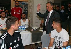 Beşiktaşta futbolculara prim dopingi