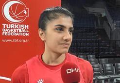 Merve Aydın: Daha fazla Türk sporcu Avrupada forma giyecektir