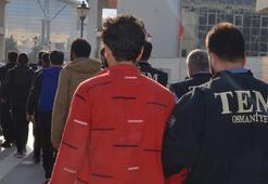 Osmaniyede terör operasyonu: 7 tutuklama