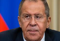 Lavrov: ABD petrol için Suriyeyi bölmek istiyor