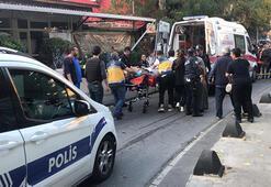 İstanbulda kahvehaneye silahlı saldırı