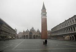 Venedikte sular 127 cm yükseldi