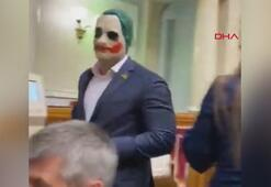 Milletvekili, parlamentoya böyle geldi