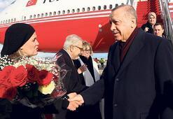 Cumhurbaşkanı Erdoğan: Sisli havaya rağmen Trump'la hemfikiriz