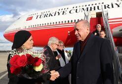 Cumhurbaşkanı Erdoğana ABDde sevgi gösterileri
